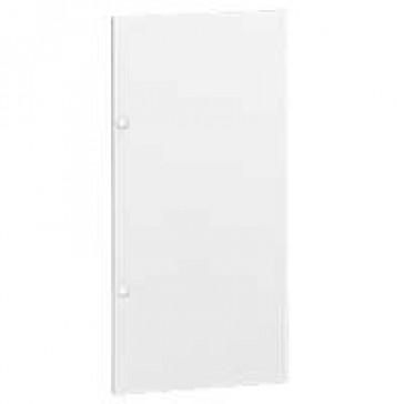 Door - for Nedbox 6012 44 - white plastic - polycarbonate