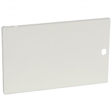 Door - for Nedbox 6012 41 - white metal