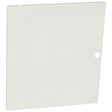 Door - for Nedbox 6012 42 - white metal