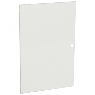 Door - for Nedbox 6012 43 - white metal