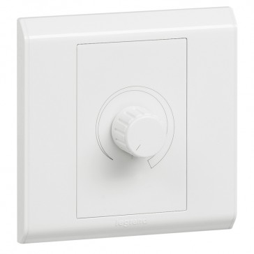 Push and rotary dimmer Belanko - 1000 W- 500 W- 1 gang - 2 way
