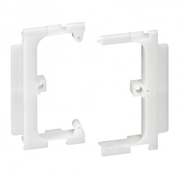 Support adaptor for wiring accessories for universal columns - for Mosaic wiring accessories 2 and 3 modules