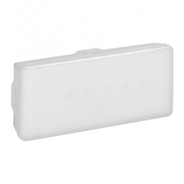 Emergency luminaire B65 - standard maintained / non maintained - 200 lm - 1h - LED