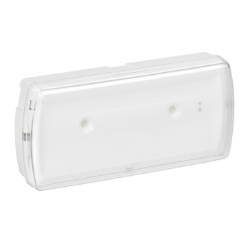 Emergency luminaire U21 - standard non maintained - 3 h - 90 lm - LED