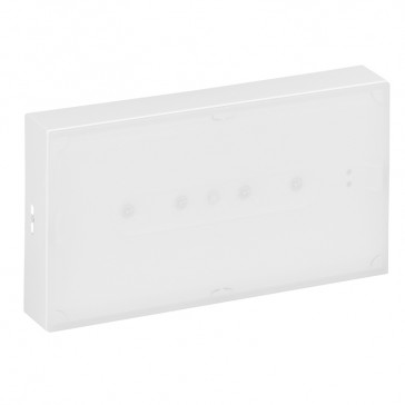 Emergency luminaire URA ONE - standard Non maintained - 1h - 350 lm - LED