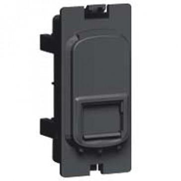 Telephone socket Grid modules Synergy- BT master - anthracite