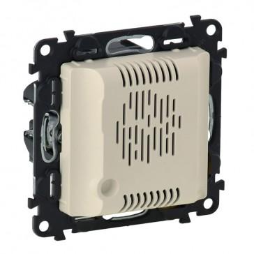 Technical alarm power supply Valena Life - input 230 V~ - output 12 V~ - ivory