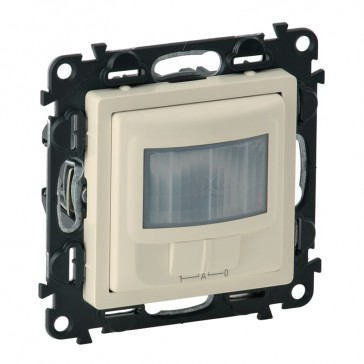 Cover plate Valena Life - motion sensor with override - with mechanism - ivory