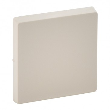 Cover plate Valena Life - 1-gang - ivory