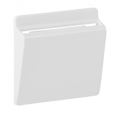 Cover plate Valena Life/Allure - keycard switch - white
