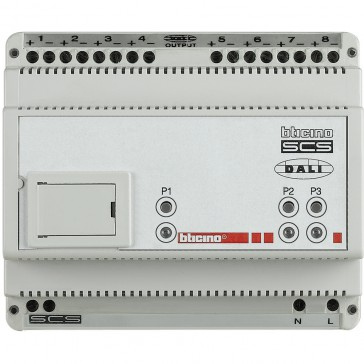 MyHOME_Up Open/Bacnet Gateway interface for remote control
