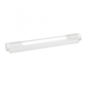 Led shaverlight - ON/OFF - 800 lm - IP44 - 6.13x50 cm