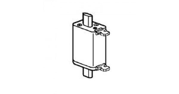 hrc blade type cartridge fuse - type gg - size 1