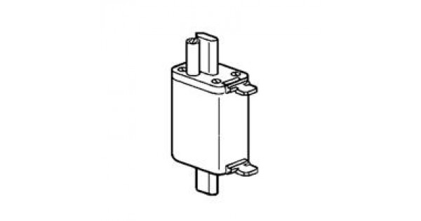 hrc blade type cartridge fuse - type am - size 1 - 200 a - with striker - 0 171 60