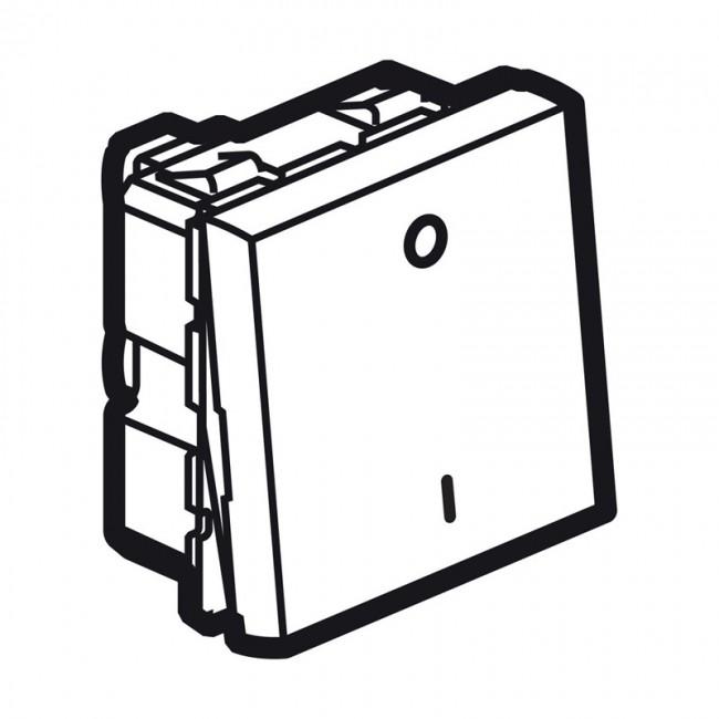 double pole switch arteor - 10 ax 250 v