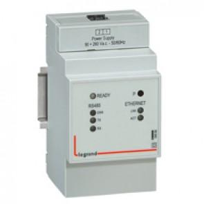 IPconverter EMDX³ for RS 485 / Ethernet conversion - 2 modules