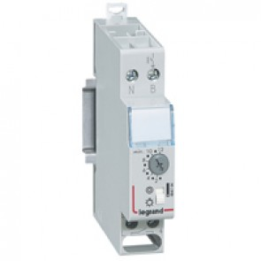 Time-lag switch - multifunction - 16 A 230 V~ - 50/60 Hz - Lexic