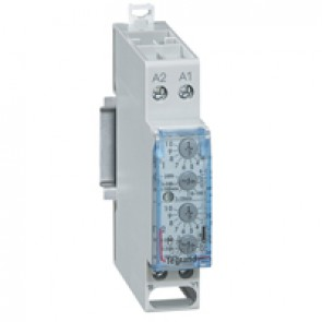 Time delay relay - flashing - 8 A 250 V~ - Lexic