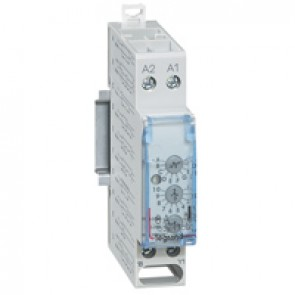 Time delay relay - multifunction - 8 A 250 V~ - Lexic