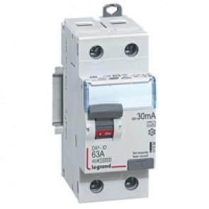 RCD DX³-ID - 2P 230 V~ - 63 A - 30 mA - A type