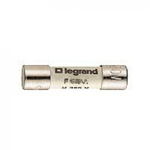 Domestic cartridge fuse - miniature type 5 x 20 - 200 mA