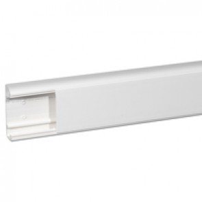 Flexible cover universal DLP trunking without partition 35 x 105 mm - 85 mm cover - 2 m