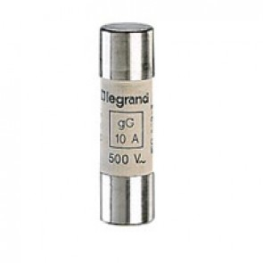 HRC cartridge fuse - cylindrical type gG 14 X 51 - 6 A - without indicator