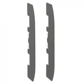 Separation divider for base for blade type cartridge fuse - size 000/00