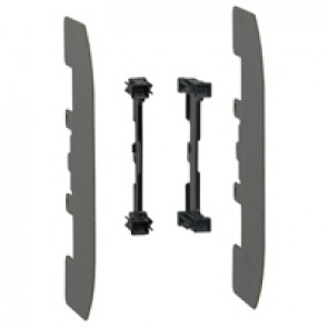 Separation divider for base for blade type cartridge fuse - size 0