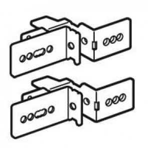 Ducting support (2) - XL³ 800/4000 24 modules/row - for Lina 25 mounting
