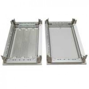 Roof base for enclosure XL³ 4000 - depth 475 mm - width 725 mm