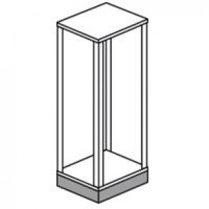 Plinth XL³ 4000 - height 100 mm - 975x725 mm