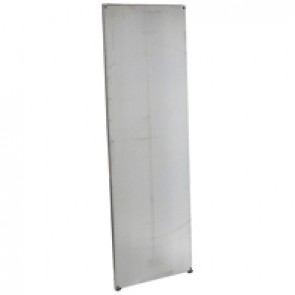 Solid mounting plate XL³ 4000 - height 1800 mm - width 600 mm