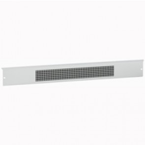 Ventilation panel XL³ 4000 - for plinth width 975 mm