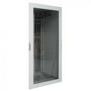 Reversible flat glass door XL³ 4000 - width 975 mm