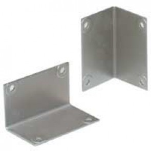 L-shaped reinforcement plates (2) XL³ 4000/6300 - for joining