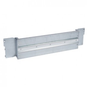 Plate XL³ 800/4000 - for DPX³ with direct rotary handle - in vertical position