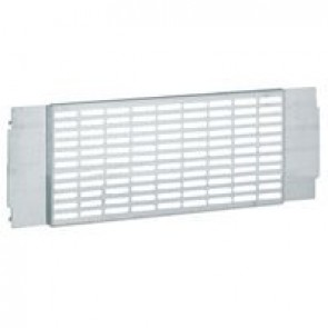 Perforated universal plate - for XL³ 800/4000 - width 600 mm - heigth 200 mm
