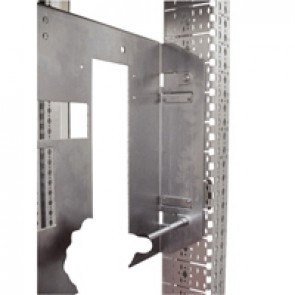 Fixing automatic transfer switch in XL³ 4000 - for 2 fixed DPX³ 1600 in horizontal position