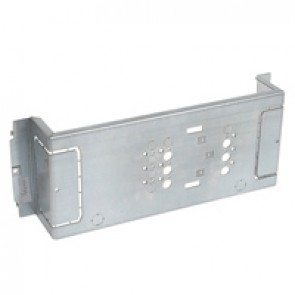 Adjustable plates XL³ 4000 for 1 DPX³ 160 - horizontal - 24 modules