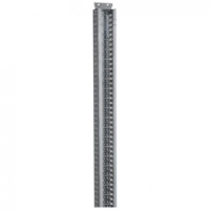 Functional uprights XL³ 4000 (2) -for enclosure with cable sleeve - H. 2200 mm