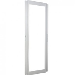 Reversible curved glass door XL³ 4000 - width 725 mm - Height 2200 mm
