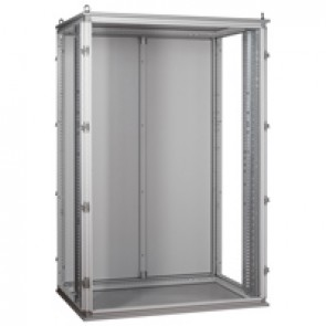 Rear panel for XL³ 6300 enclosure - width 1300 mm