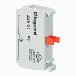 Osmoz electrical block - for non illuminated head - NC