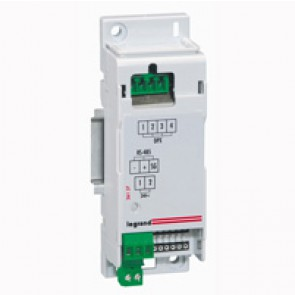 DPX³ electronic interface - for RS485 modbus communication - 2 modules