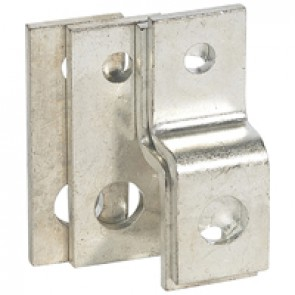 Adaptor for lug - for DPX 630 - with insulated shields