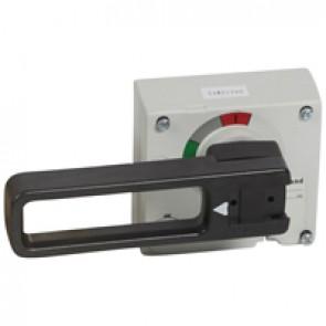 Rotary handle - for DPX 630 - vari-depth IP55 - standard - grey