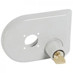 Locking accessory and star key - for DPX vari-depth rotary handle - HBA90 GPS6149