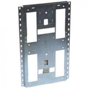 Plate for transfer switch - for DPX/DPX-I 1250/1600 - plug-in, draw-out
