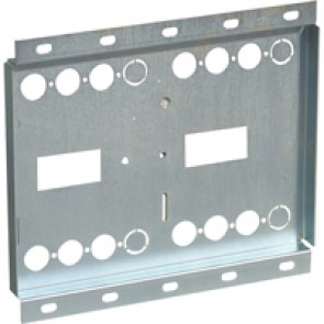 Plate for transfer switch - for DPX/DPX-I 630 - for fixed version